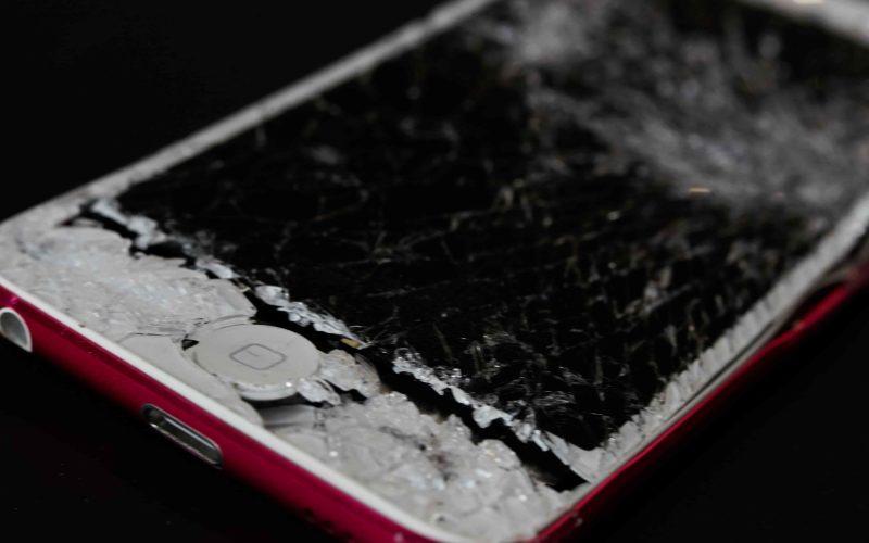 Wat te doen als je telefoon kapot is?